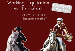 Working Equitation vs. Horseball 2015