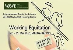 Working Equitation Magna Racino 2015