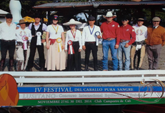 International Working Equitation in Colombia